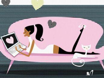 Quel compliment faire à une femme pour la séduire sur le net ?