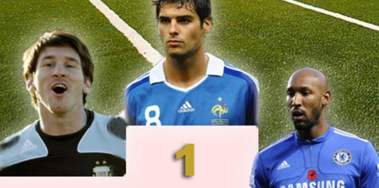 Footballeurs les plus sexy : les résultats du sondage