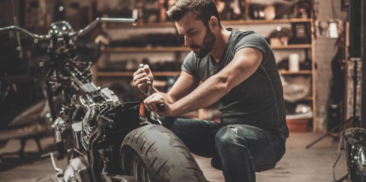 Mon histoire d'amour: celui qui faisait de la moto