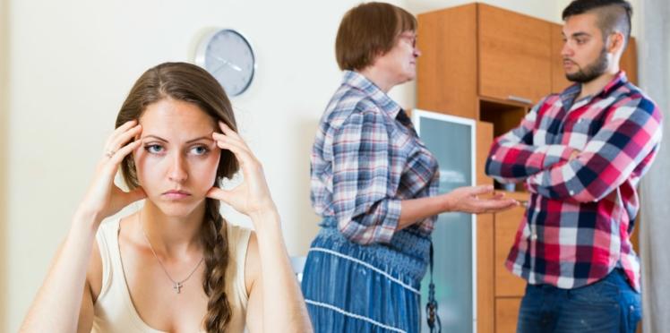 3 astuces pour supporter une belle-famille envahissante