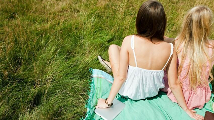 Vos plus belles rencontres : des filles qui s'aiment