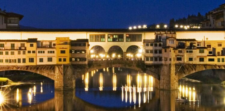 Vos plus belles rencontres : un jour, à Florence...