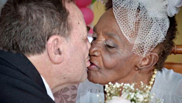 """À 106 ans, la fiancée la plus vieille du monde a dit """"oui"""""""