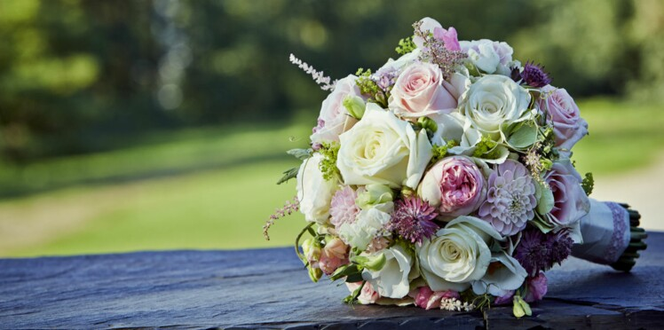 Bouquet De Mariage La Symbolique Des Fleurs Et Des