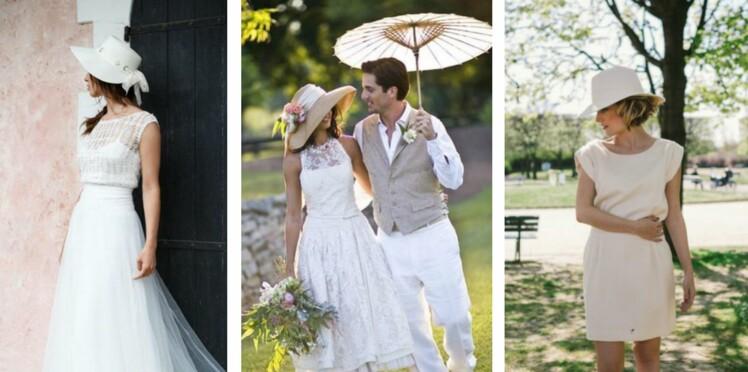 Tenue de mariage : et si je portais un chapeau ? 25 idées repérées sur Pinterest