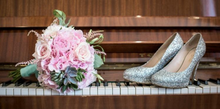 Chaussures de mariée : 30 modèles repérés chez les créatrices