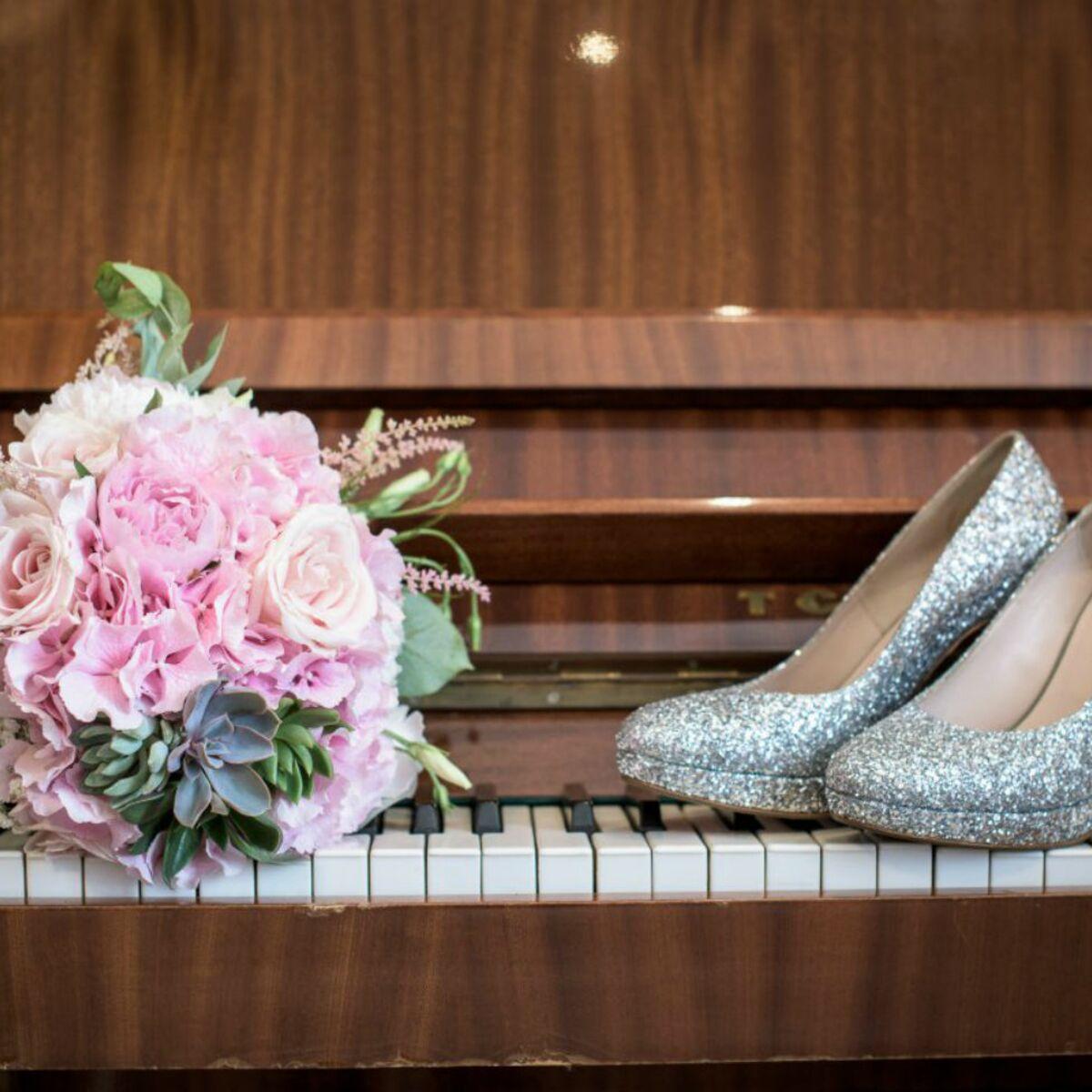 Comment Customiser Une Boite A Chaussure chaussures de mariée : 30 modèles repérés chez les