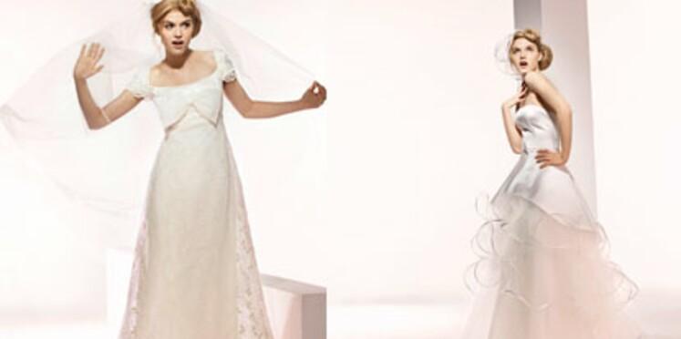 88a2e7e1344fc9 Choisir sa robe de mariée en fonction de sa morphologie : Femme ...