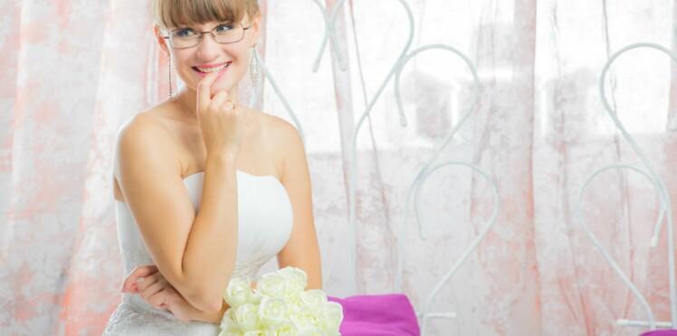 Coiffure et maquillage : nos conseils aux mariées qui portent des lunettes