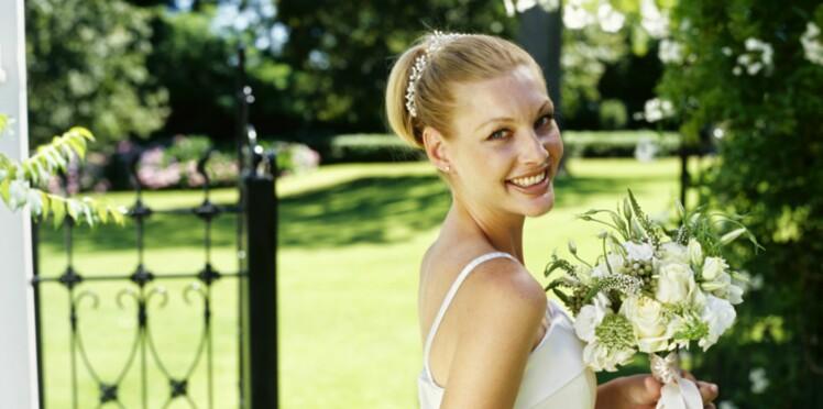 Coiffure de mariage : bien utiliser le headband