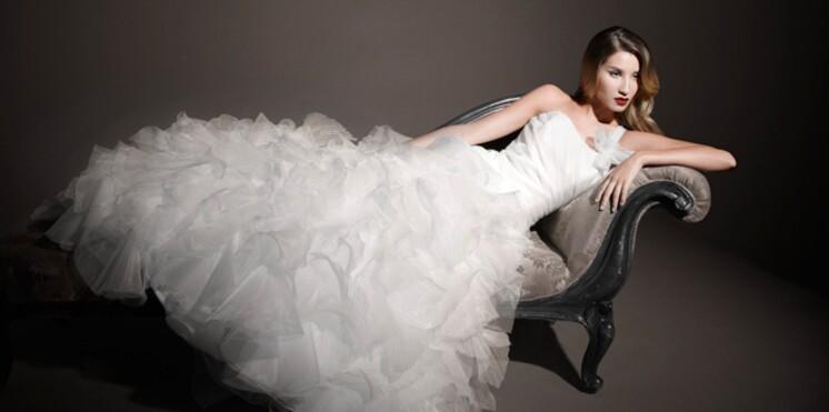 Collections 2012 : les plus belles robes de mariée bustier