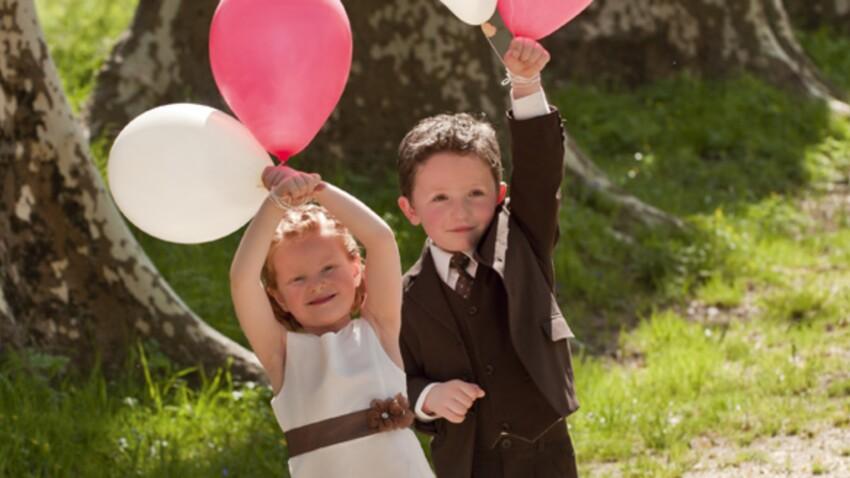 Collection 2012 : les plus belles tenues d'enfants d'honneur