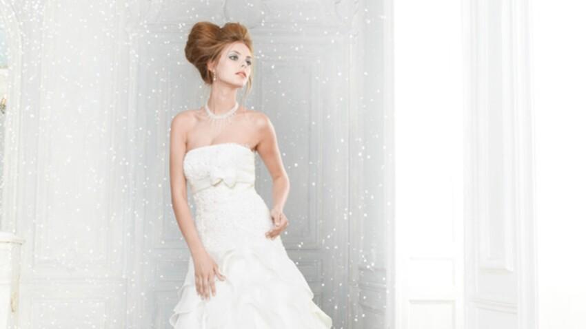 Collections 2011: les plus belles robes de mariée bustier
