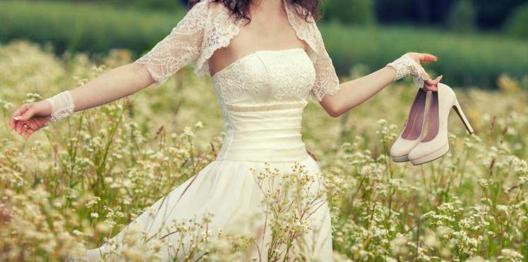 Comment j'ai choisi mes chaussures de mariage – Témoignages