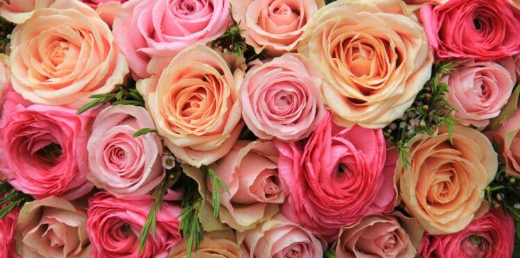 Comment composer un bouquet de fleurs pour une table de mariage ?