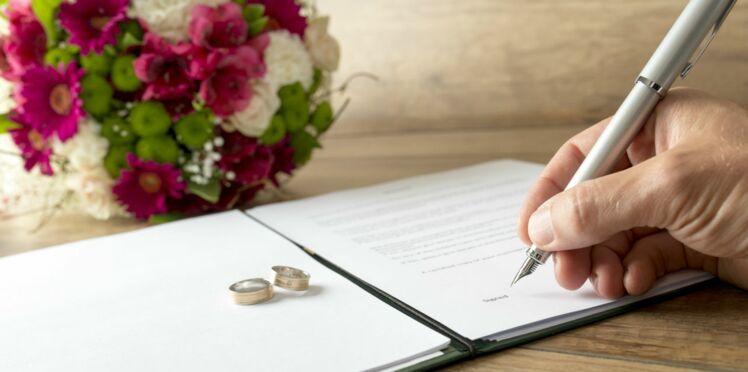 Un contrat de mariage, pour quoi faire ?