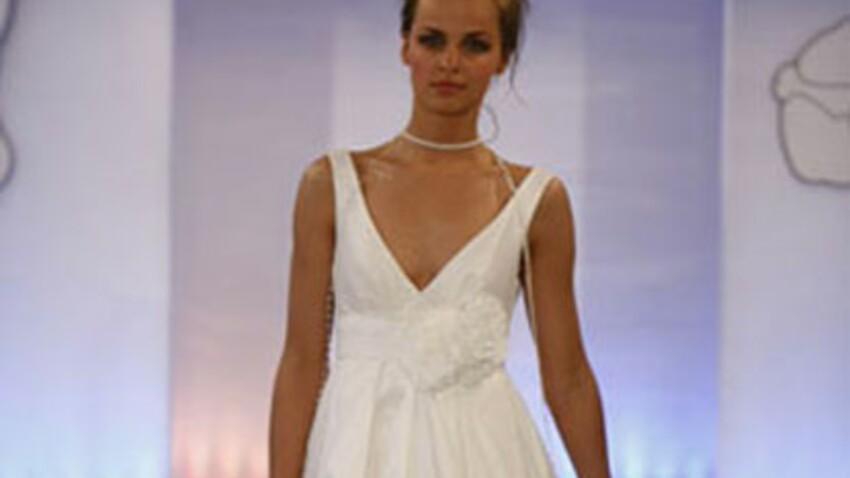 Des robes de mariée simples
