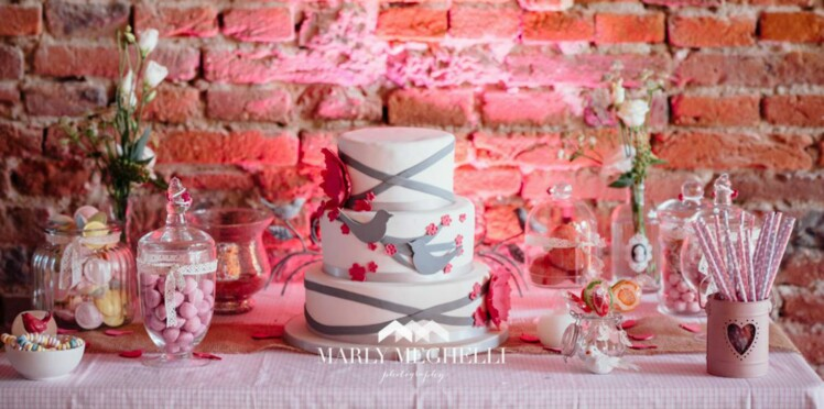 PHOTOS - 35 wedding cakes qui donnent (vraiment) envie de se marier