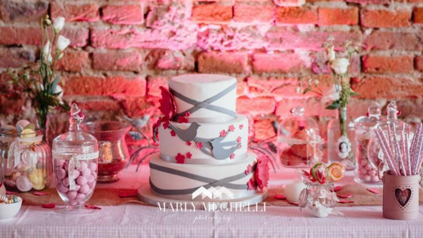 PHOTOS - 35 wedding cakes qui donnent (vraiment) envie de se marier