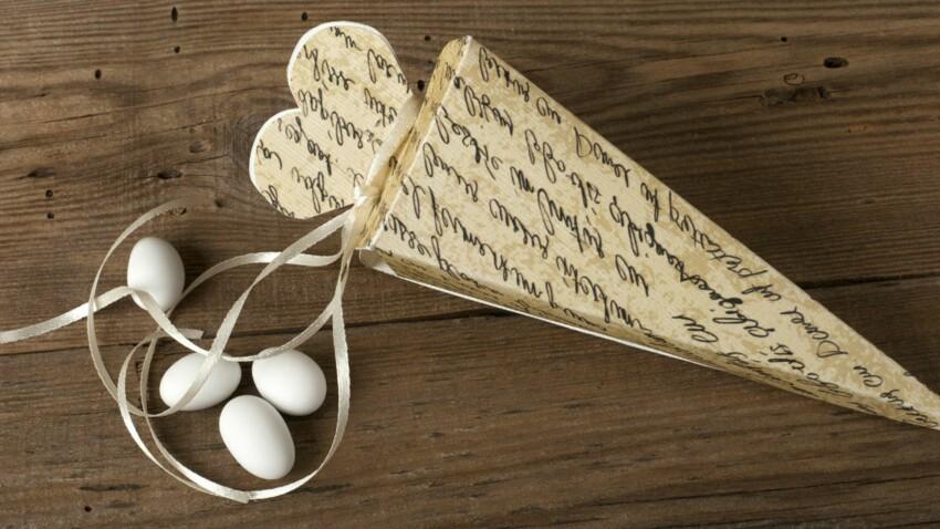 Dragées de mariage : nos idées pour varier et surprendre vos invités