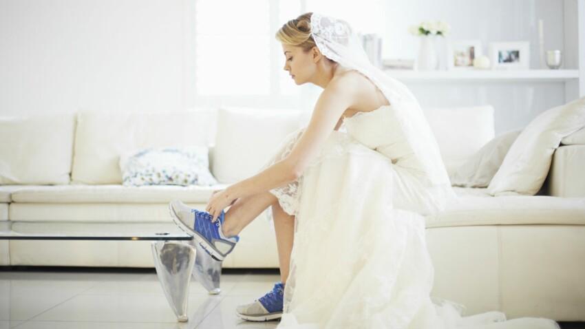 Mon programme fitness avant d'enfiler ma robe de mariée