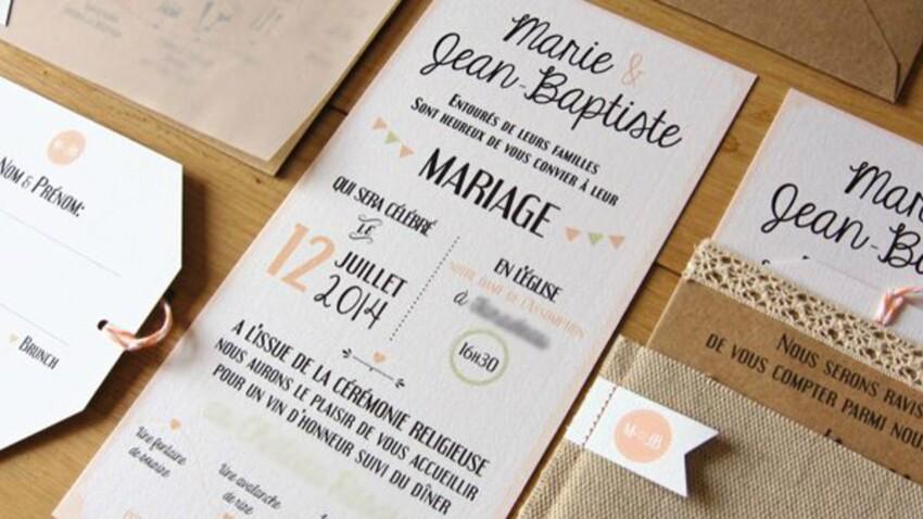 Faire part de mariage : 10 idées de textes originaux