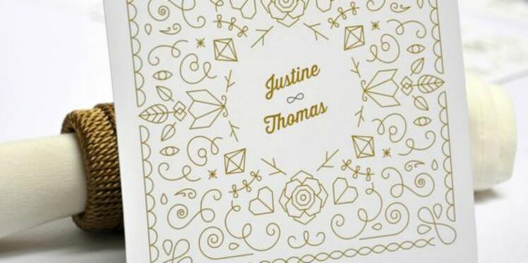Mariage : 50 faire-part créatifs et originaux repérés sur Pinterest
