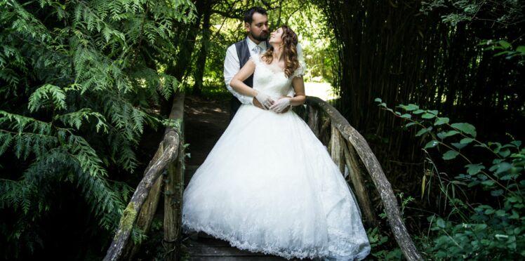 Histoire de mariage: le joli jour fleuri de Lucile et Alexandre