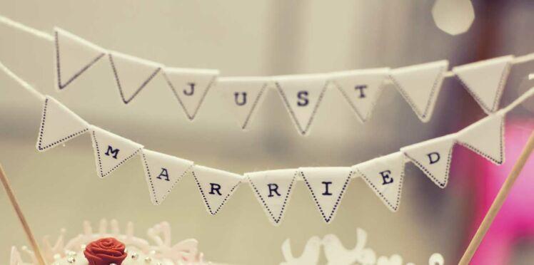 Mariage : nos meilleures idées déco à faire soi-même
