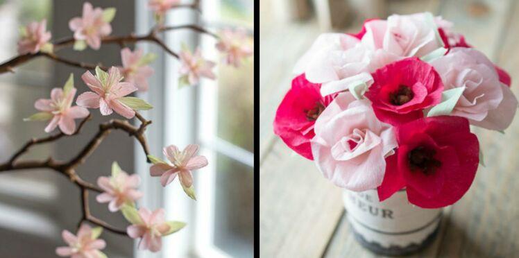 30 idées de décorations de mariage en papier crépon repérées sur Pinterest