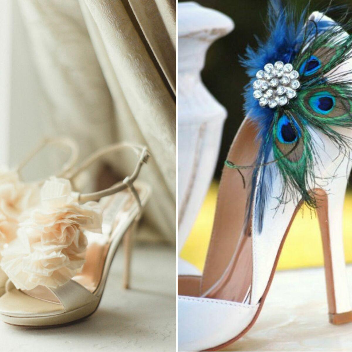 Comment Customiser Une Boite A Chaussure 8 idées pour customiser ses chaussures de mariage : femme