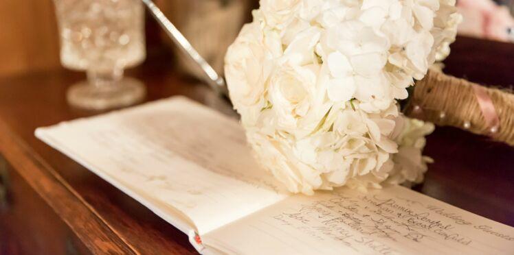 5 idées pour customiser son livre d'or de mariage