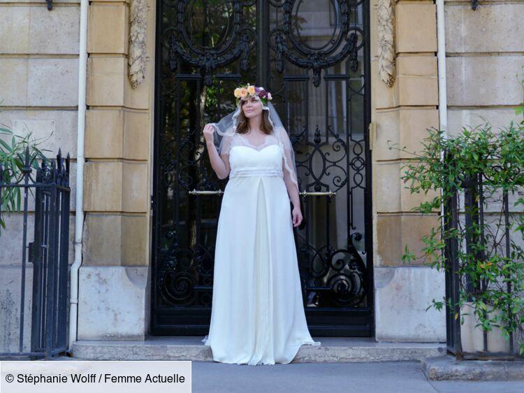 Je suis ronde : 30 robes de mariée adapté