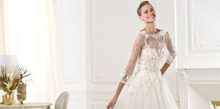 Les plus belles robes de mariée collection 2014