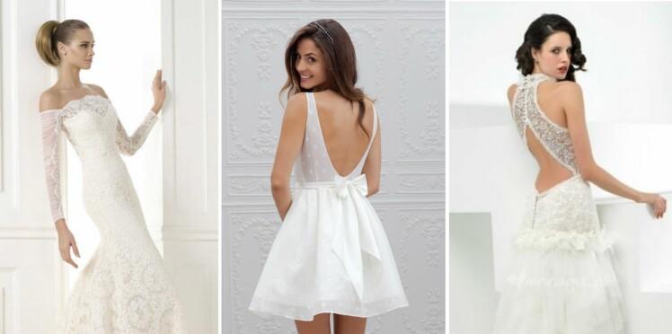Les plus belles robes de mariée super sexy