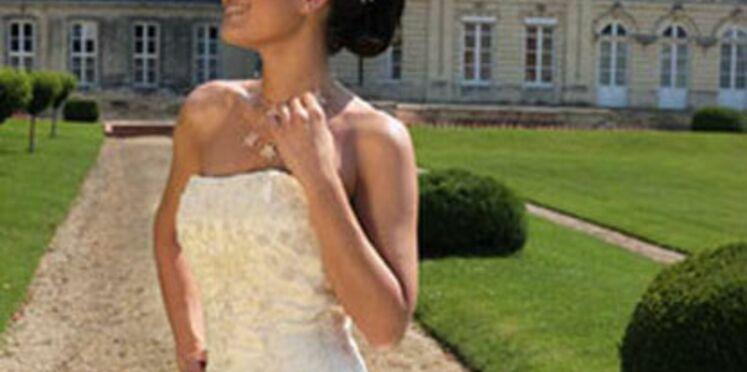 Notre sélection des robes de mariée 2009