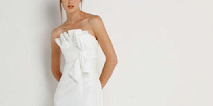 Le top des robes de mariée bustier