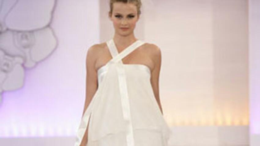 Les robes de mariée courtes