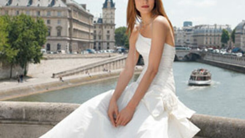 Les robes de mariée orientales