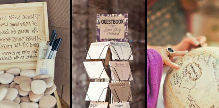 Je veux un livre d'or de mariage original: 40 idées repérées sur Pinterest