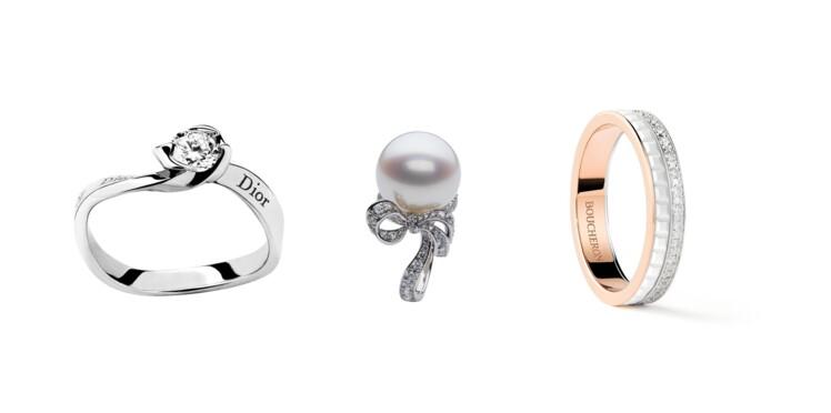 Les plus belles bagues de fiançailles 2015