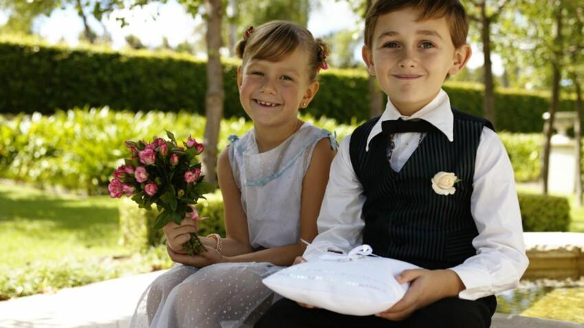 Mariage: comment faire participer les enfants?