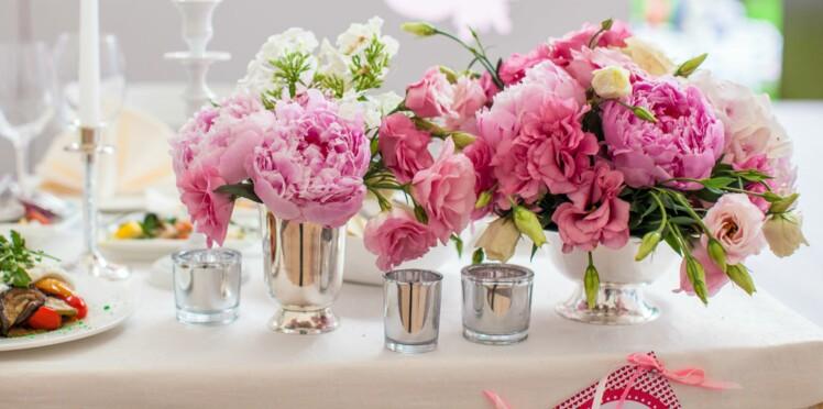 Mariage Quelles Fleurs Utiliser Pour La Decoration