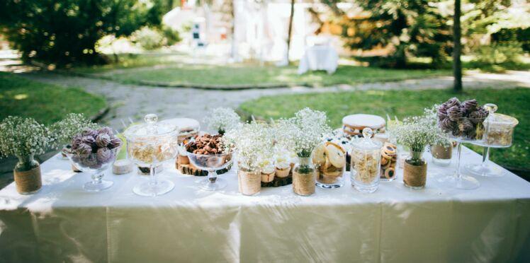 Mariage: 5 idées qui changent du candy bar (parce qu'on n'aime pas les bonbons)