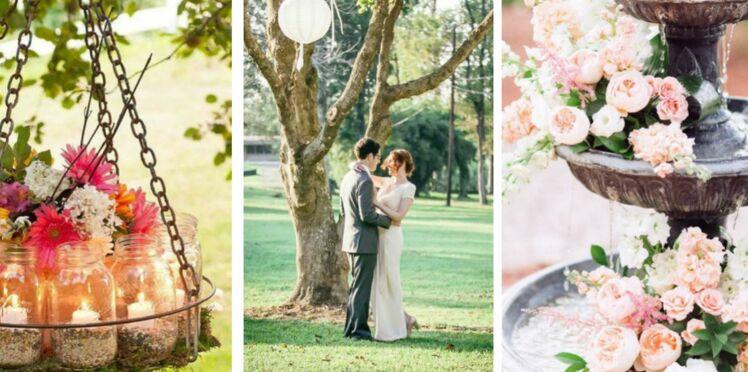 Mariage : 35 idées romantiques pour ma décoration extérieure