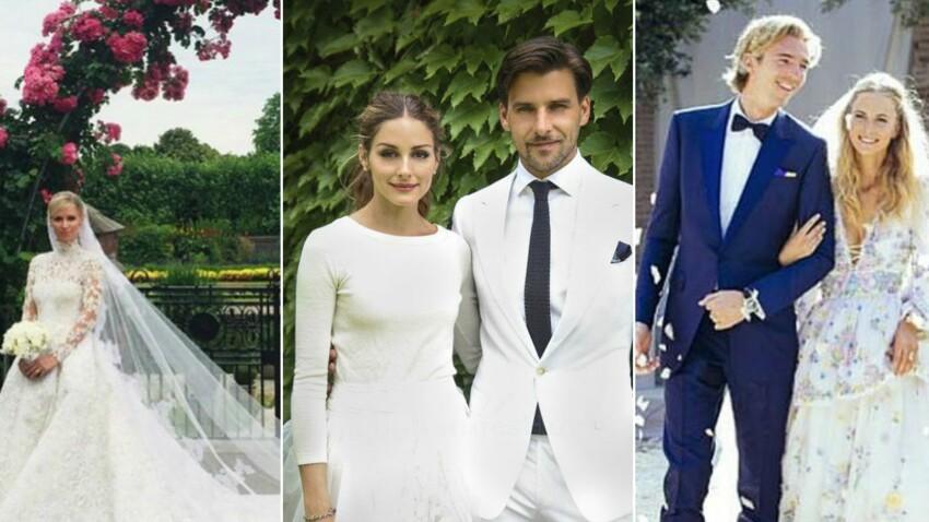 Mariage : les meilleures idées à piquer aux stars