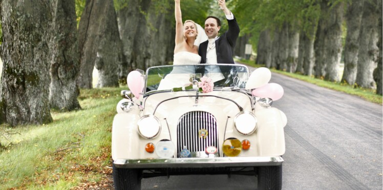 Mariage : et si on louait une voiture ?