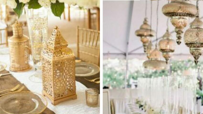 Je veux un mariage marocain, chic et moderne!