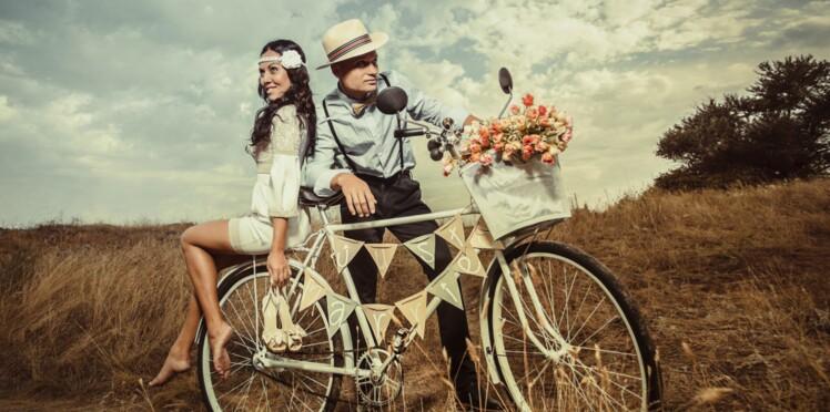 Tendance : je veux un mariage rétro !