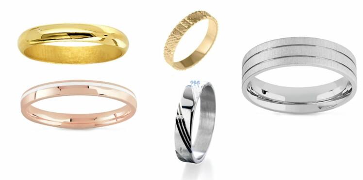 Mariage : notre sélection de 15 alliances pour hommes